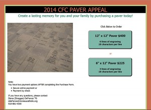 cfc paver appeal