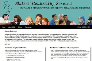 slaters counseling service
