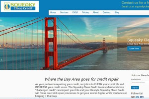 russell pike designs squeaky clean credit repair services